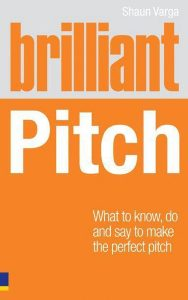 Brilliant Pitch by Shaun Varga